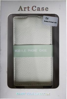 Чехол-книга Art Case для Nokia Lumia X