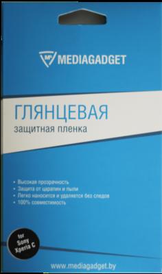 Защитная пленка Mediagadget для Sony Xperia C