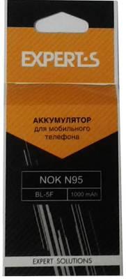 Аккумулятор Experts BL-5F для телефона Nokia N95 8Gb