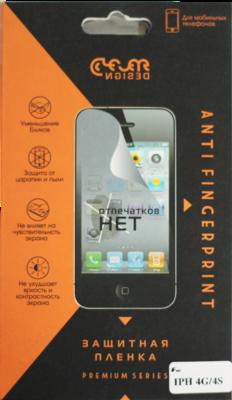 Защитная пленка Design для  iPhone 4S