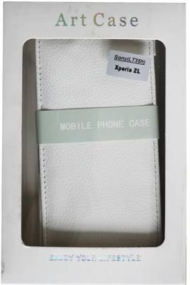 Чехол-книга Art Case для Sony Xperia ZL L35h