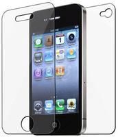 Защитная пленка на телефон Iphone 4S front+back
