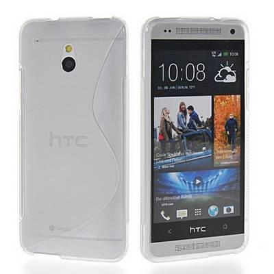 """Чехол накладка """"Sline"""", силикон, для HTC One mini"""