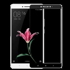 Защитное стекло на телефон Xiaomi Mi Max 2 3D Black
