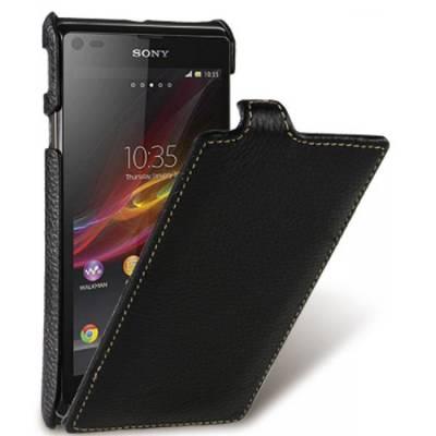 Чехол-книга Art Case для Sony Xperia L