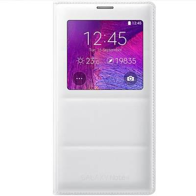 Чехол для Samsung Galaxy Note 4 N910 S-View с беспроводной зарядкой