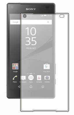 Защитное стекло на экран для Sony Xperia Z5 compact