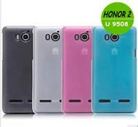 """Чехол накладка """"Pudding"""", силикон, для Huawei honor 2 U9508"""