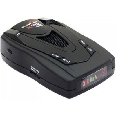 Whistler XTR-335 Real Voice-Alert Radar Detector