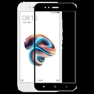 Защитное стекло на телефон Xiaomi Mi5X/MiA1 3D Black