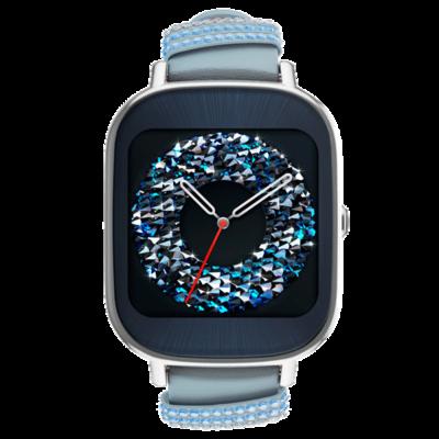 Asus WI502Q Zen Watch 2 Swarovski Edition