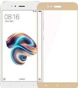 Защитное 2d стекло на телефон Xiaomi Mi5x