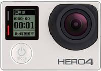 Экшен-камера GoPro Hero 4 Silver Edition