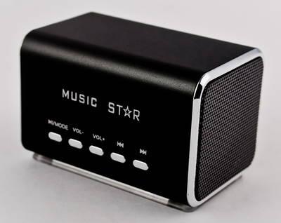 Портативная стереоколонка Speaker KY-N805