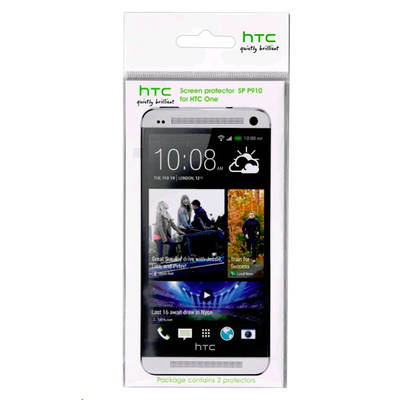 Защитная пленка для HTC One SP P910 (оригинал)