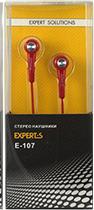 Наушники Experts E-107 3.5 mm