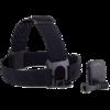 Крепление на голову+крепление-клипса на одежду GOPRO (ACHOM-001)