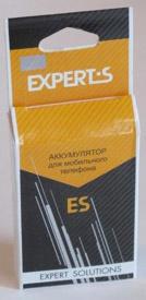 Аккумулятор Experts для телефона Samsung Corby 2 (S3850)