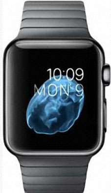 Apple Watch 42mm Space Black with Space Black Link Bracelet (MJ482)