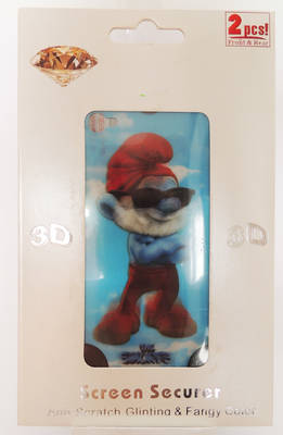 Защитная пленка 3D для Iphone 4S