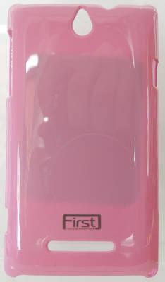Накладка First  для Sony Xperia E