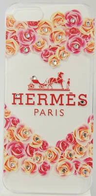 Накладка Hermes Paris для Iphone 5S