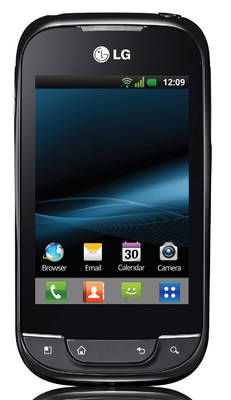 LG P690 Optimus Link/Net
