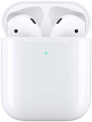 Apple AirPods 2 (c беспроводной зарядкой чехла)