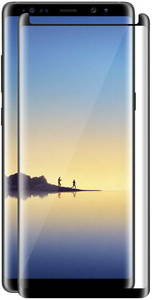 Защитное стекло на телефон Samsung Galaxy Note 8 3D