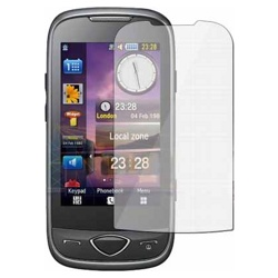 Защитная пленка на телефон Samsung B7722 Duos