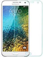 Защитное стекло на экран для Samsung Galaxy J7