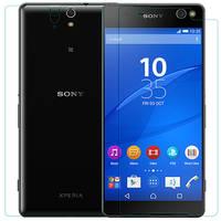 Защитное стекло на экран для Sony Xperia C5 Ultra