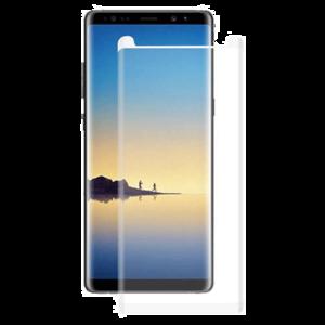 Защитное стекло на телефон Samsung Galaxy Note 8 3D White
