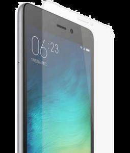 Защитное стекло на телефон Xiaomi Redmi 4X 2D