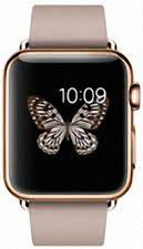 Apple Watch Edition 38mm Rose Gold with Rose Modern Buckle (MJ3K2)