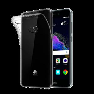 Чехол прозрачный силиконовый на Huawei P8 lite