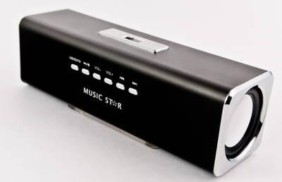 Портативная стереоколонка Speaker KY-N806