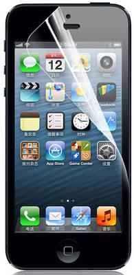 Защитная пленка на экран для Iphone 5S