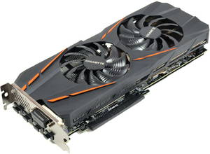Gigabyte GeForce GTX 1060 G1 Gaming 6GB GDDR5