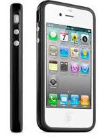Бампер для телефона Iphone 4S