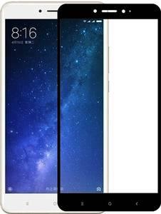 Защитное 2d стекло на телефон Xiaomi Mi Max 2