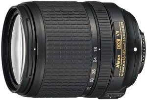 Nikon 18-140 VR