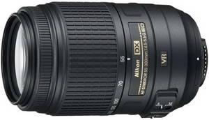 Nikon AF-S DX Nikkor 55-300 f/4.5-5.6G ED VR