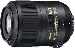Nikon AF-S DX Micro Nikkor 85mm f/3.5G ED VR
