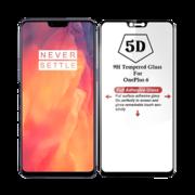 5D стекло на OnePlus 6