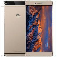 Защитное стекло на экран для Huawei Ascend P8