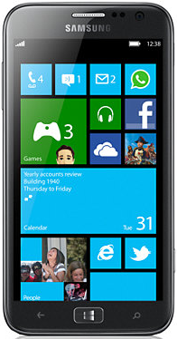 Samsung ATIV S (16 Gb) (I8750)