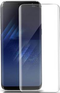 Защитное 3d стекло на телефон Samsung Galaxy S8+
