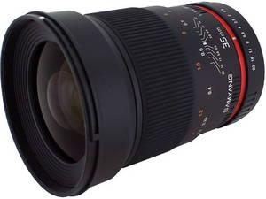 Samyang 35mm f/1.4 ED AS UMC AE для Nikon F