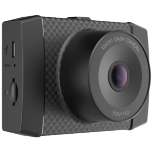 YI Ultra Dash Camera (черный)